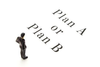 ビジネスイメージ―プランの選択