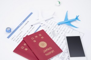 海外旅行の計画