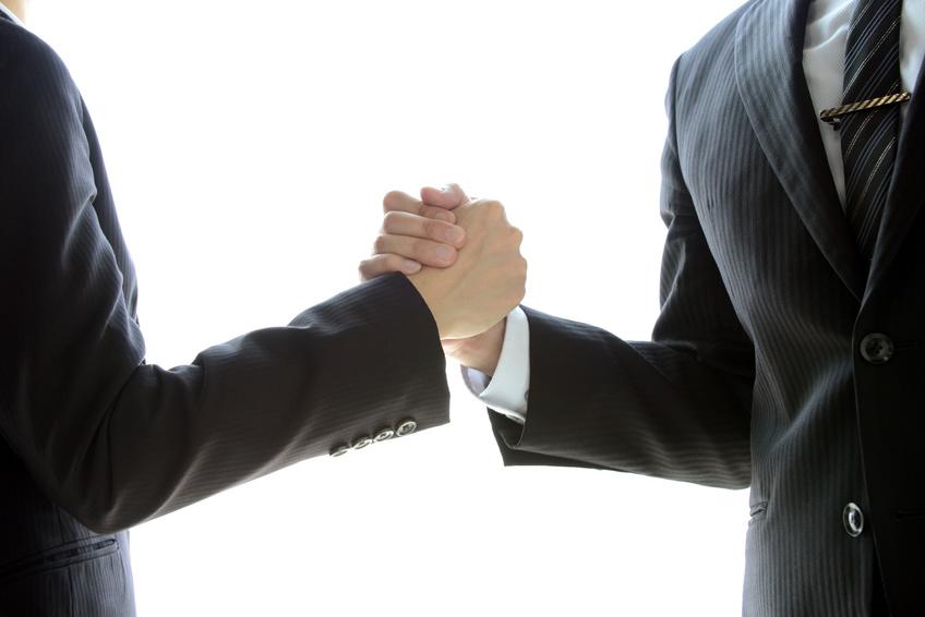 ビジネスイメージ―パートナーシップ